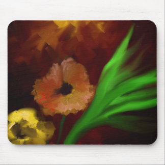 A Summer blossoms mouse pad