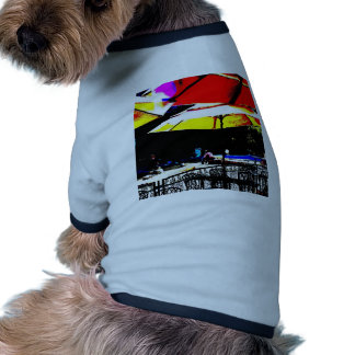 A Summers Day Dog T-shirt