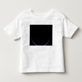 A sun-illuminated crescent of Earth Toddler T-Shirt