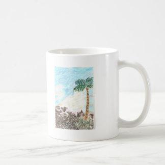 A Sun Set in Paridise Mug
