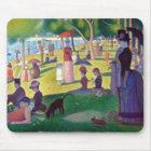 A Sunday Afternoon on La Grande Jatte by Seurat Mouse Mat