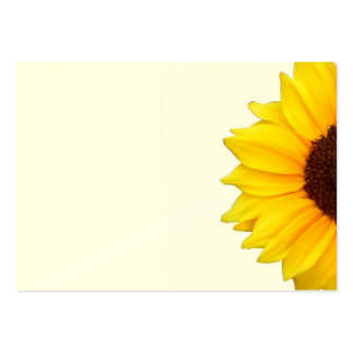 A Sunny Sunflower Business Cards