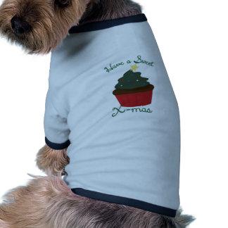 A Sweet X-mas Ringer Dog Shirt