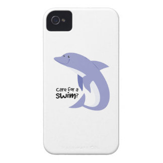A Swim iPhone 4 Covers