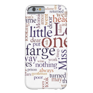 A Tale of Two Cities Barely There iPhone 6 Case