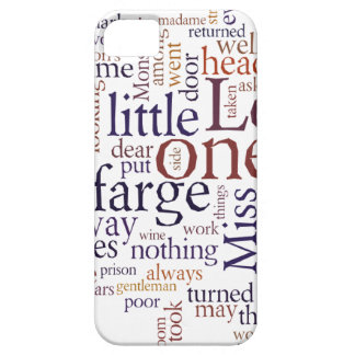A Tale of Two Cities iPhone 5 Cases