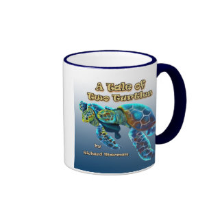 A Tale of Two Turtles Ringer Mug