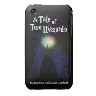 A Tale of Two Wizards Case-Mate Case iPhone 3 Case-Mate Case