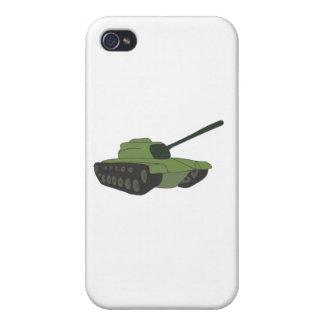 A Tank: Military Machine iPhone 4 Covers