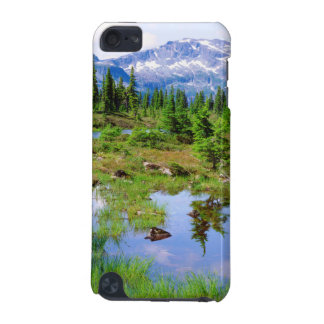 A tarn in the backcountry of Vancouver Island iPod Touch (5th Generation) Case