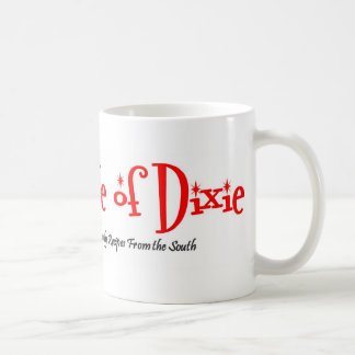 A Taste of Dixie Coffee Tea Mug