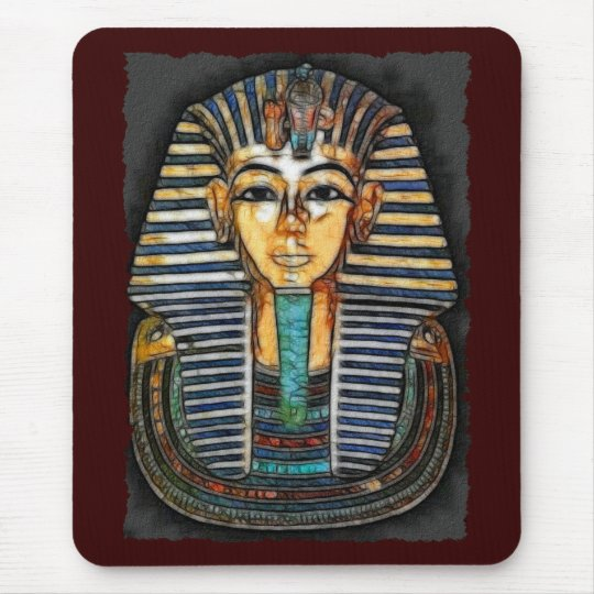 A Taste of Egypt Mouse Pad