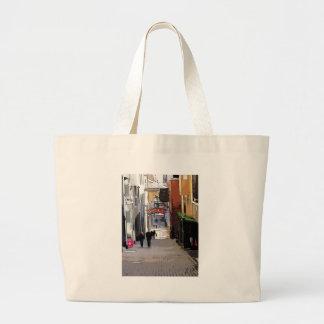 """A Taste Of Seattle"" Canvas Bag"