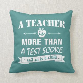 A Teacher Cushion