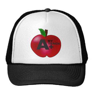 A+ Teacher Trucker Hats