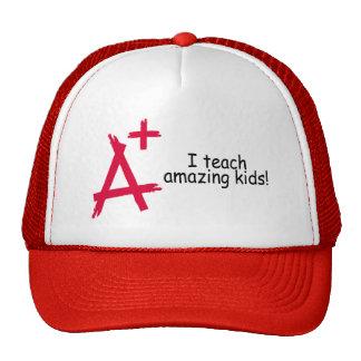 A+ Teacher Hat