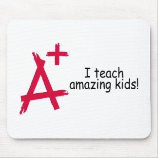 A+ Teacher Mouse Pads