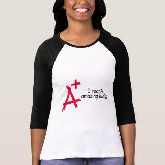 A+ Teacher T Shirts