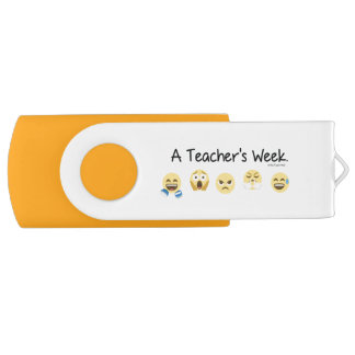 A Teacher's Week 8 GB, USB USB Flash Drive