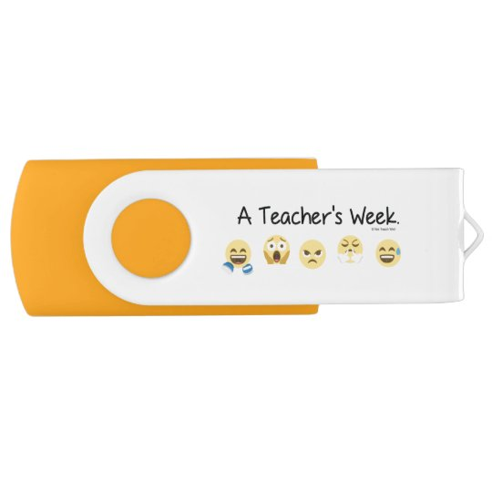A Teacher's Week 8 GB, USB USB Flash