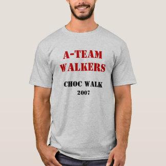 A-TeamWalkers, CHOC Walk, 2007 T-Shirt