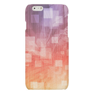 A Technology Industry Network As a Wallpaper iPhone 6 Plus Case