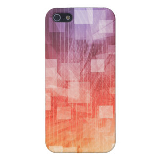 A Technology Industry Network As a Wallpaper iPhone 5/5S Cover