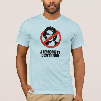 A TERRORIST'S BEST FRIEND T-Shirt