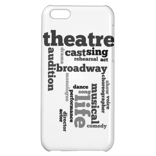 A Theatre Phone Case Cover For iPhone 5C