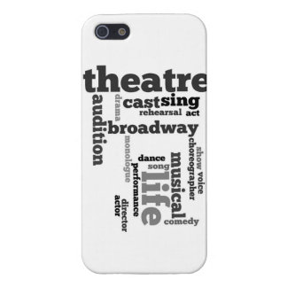 A Theatre Phone Case iPhone 5 Cases