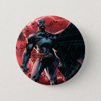 A Thousand Bats 6 Cm Round Badge