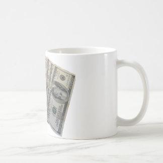 A Thousand Dollars Basic White Mug