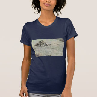 A Thousand Miles Up The Yangtze River Along By Wan Tshirts