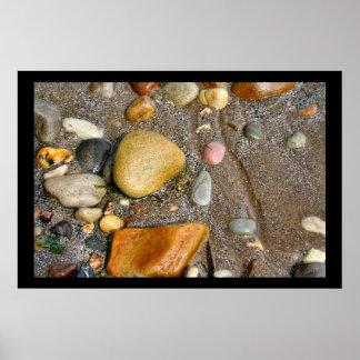 A tide of hidden treasure poster