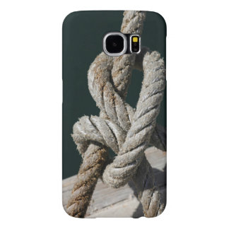 A Tied Knot On A Jetty | Portugal Samsung Galaxy S6 Cases
