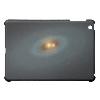 A tight pair of stars and a surrounding disk iPad mini case