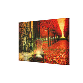 A Time and A Season Canvas Prints