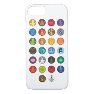 A to Z: Animal Zen iPhone 7 Case