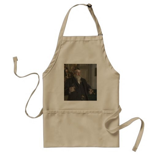 A Toast In the Idun Society by Anders Zorn Aprons