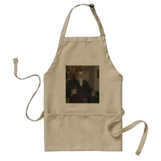 A Toast In the Idun Society by Anders Zorn Standard Apron