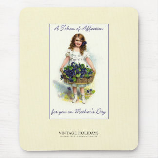 A Token of Affection Mother's Day Mouse Pad