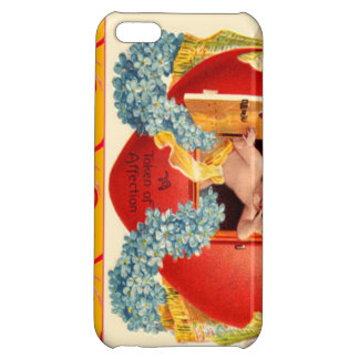 """""""A Token of Affection"""" Valentine's iPhone 5 Case"""