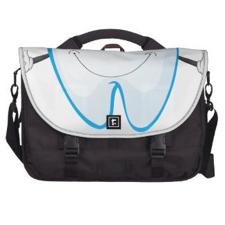 a tooth commuter bags