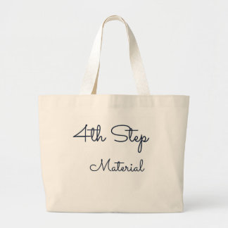 A Tote for Your 4th Step