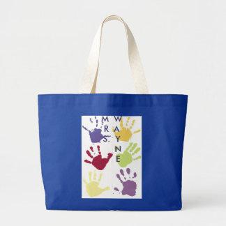 A Totebag That Goes Everywhere Bag