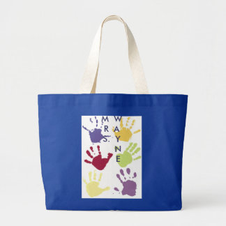 A Totebag That Goes Everywhere Jumbo Tote Bag