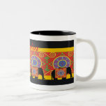 A touch of India Mugs
