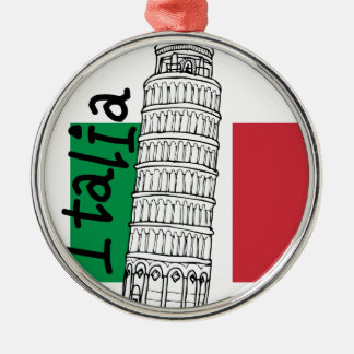 A Touch of Italy Christmas Ornament