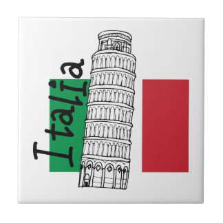 A Touch of Italy Tile
