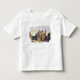 A Town Square in Haarlem Toddler T-Shirt